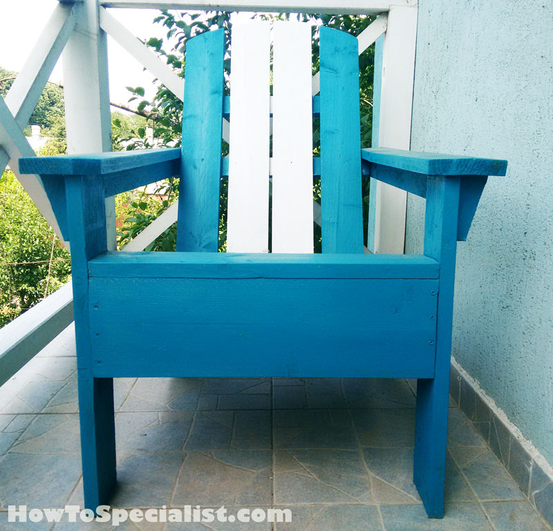 Free-adirondack-chair-plans