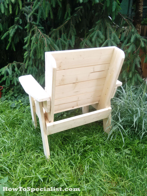 How-to-build-an-outdoor-chair
