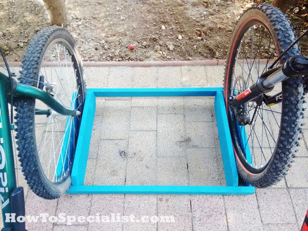 Building-a-bike-rack