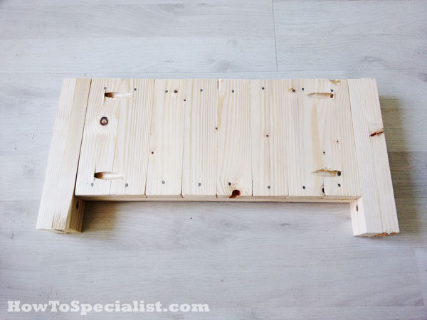 Building-the-footboard