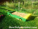 DIY John Deere Sandbox