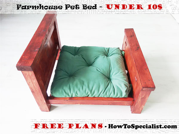 Farmhouse-bed-bed