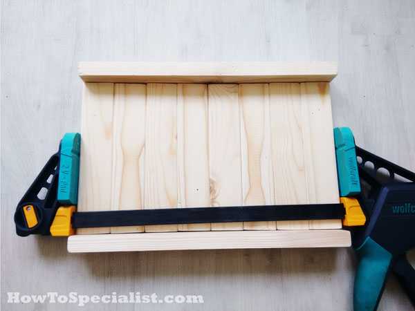 Making-the-headboard-panels