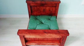 How to build a pet bed