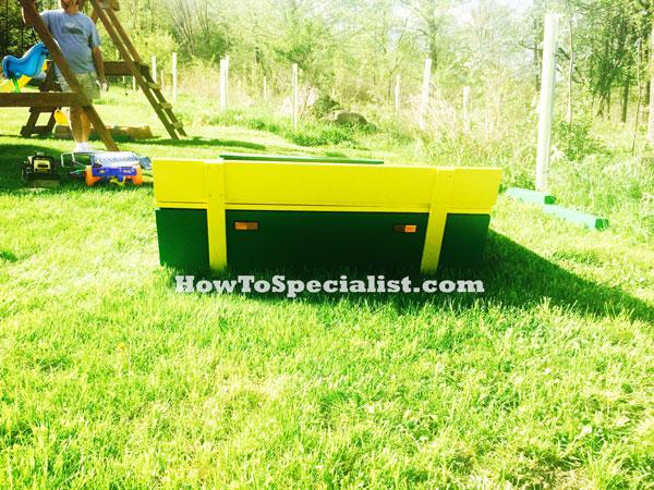 Wood-Sandbox-Plans