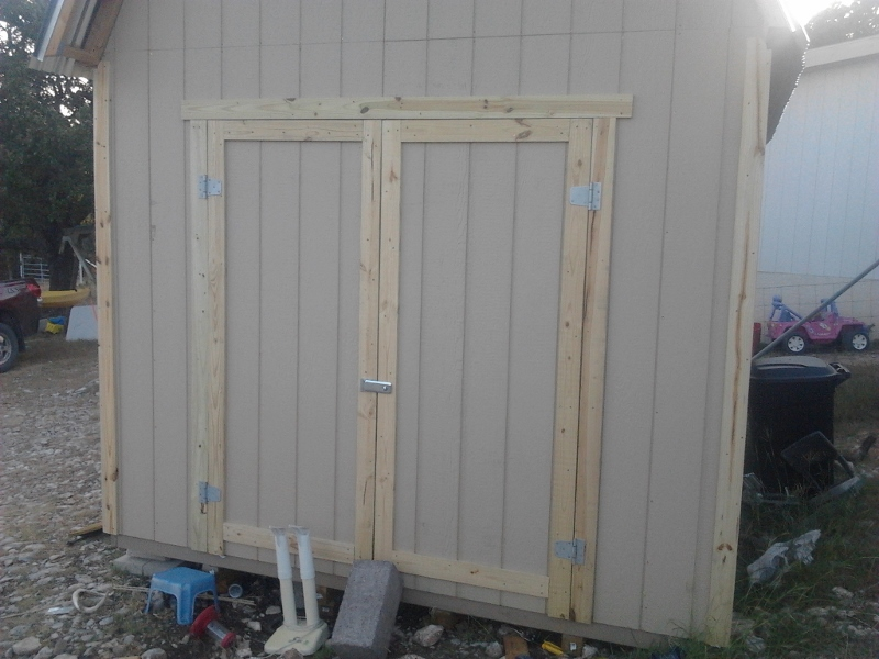 Barn Shed Doors