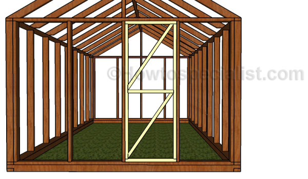 Learn to type greenhouse plans