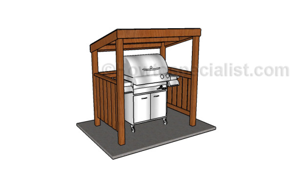 Bbq Grill Design Ideas outdoor bbq grill design ideas bbq grill design ideas Grill Bbq Shelter Plans