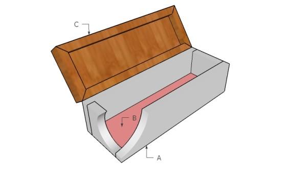 Building a wine box