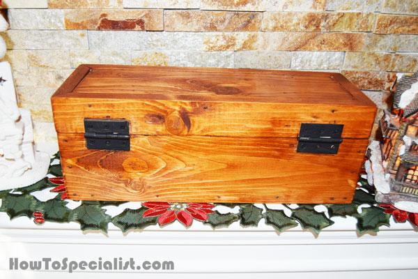 DIY Wine Box Plans