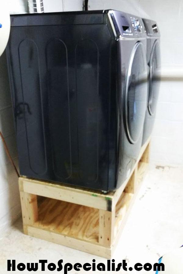 Dryer Washer Piedestal