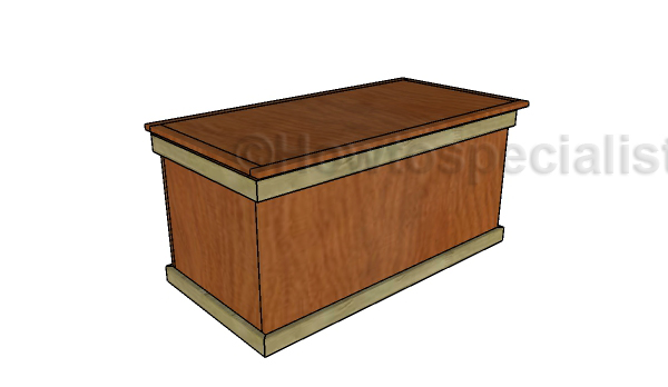 Hope Chest Plans ~ Free hope chest plans howtospecialist how to build