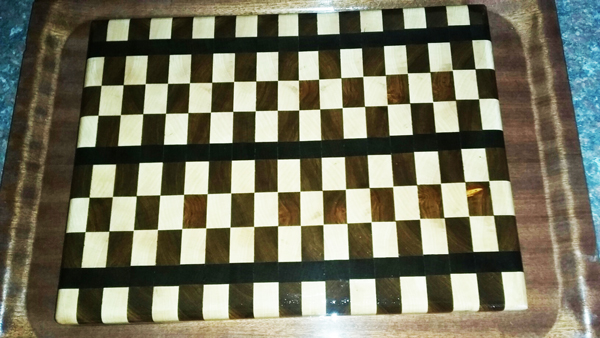 Building-an-end-grain-cutting-board