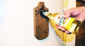 How to Build a Magnetic Bottle Opener