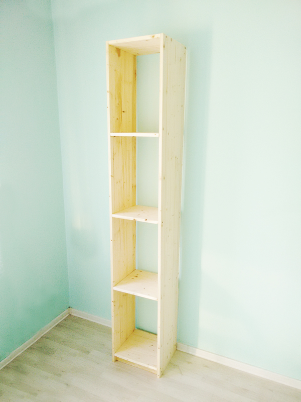 How-to-build-a-simple-bookshelf-tower