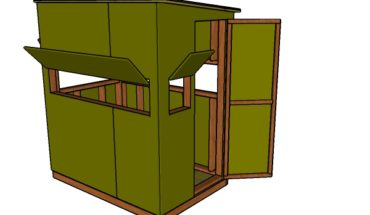 Hunting Howtospecialist How To Build Step By Step Diy