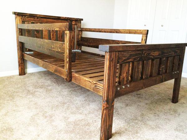Build A Porch Swing Frame