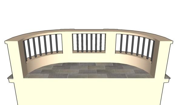 Balcony railing designs   HowToSpecialist - How to Build ...