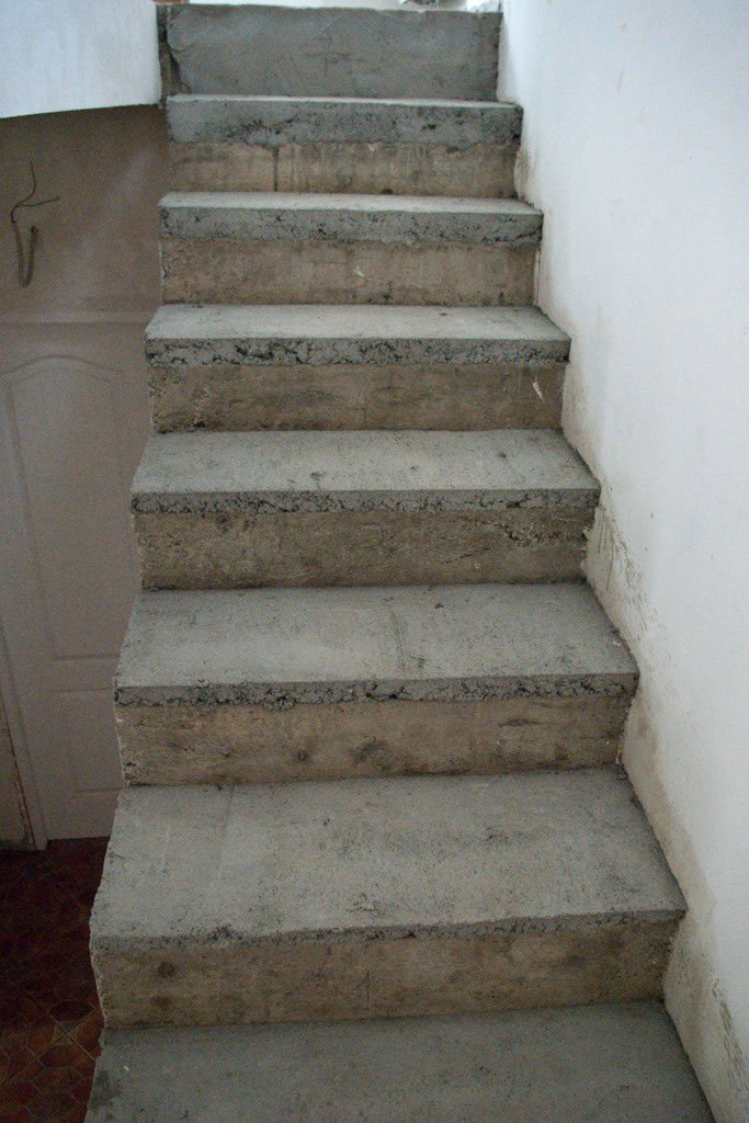 Leveling Stairs