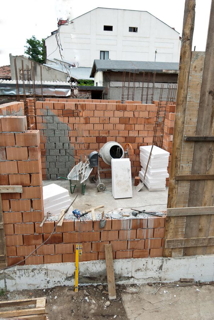 как я строил кирпичный дом фотоотчет эпиляция это выбор