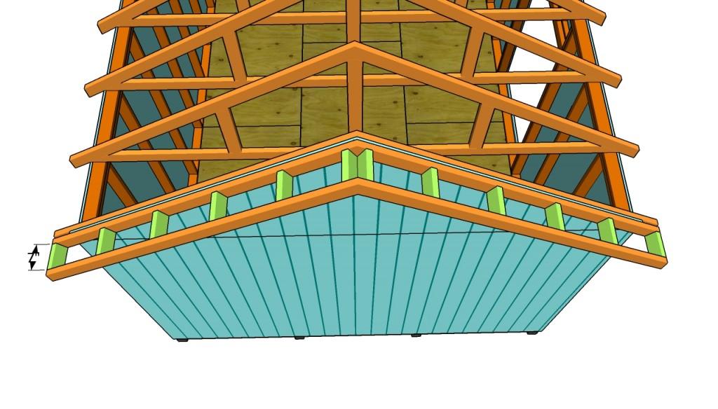 pre built shed roof trusses best image voixmag com